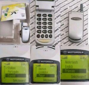 CELLULARE MOTOROLA V50 BMW GSM SIM FREE UNLOCKED DEBLOQUE V50 V3688 V8088