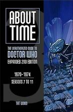 About Time 1970-1974 Seasons 7 to 11: By Tat Wood