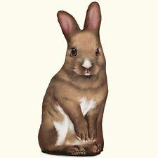 Bunny Rabbit Shaped Doorstop or Pillow