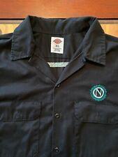 Ninkasi Brewing Polo Size Xl Work Shirt Craft Beer Eugene Oregon Dickies