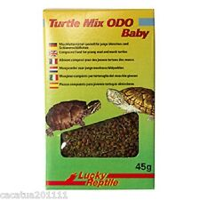 LUCKY REPTILE TURTLE MIX ODO BABY- FOR MUSK/MUD TURTLES- 45G