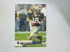 2005 Press Pass # 8 Kyle Orton Card (B5) Purdue Boilermakers / Chicago Bears
