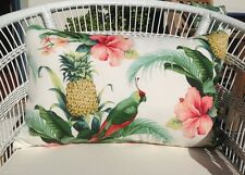 Tommy Bahama outdoor/indoor cushion cover to fit fill 60 x 40.