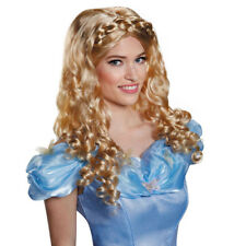 Disney's Cinderella Movie Adult Costume Wig | Disguise 87022AD
