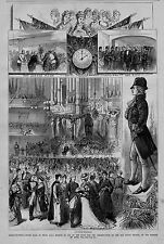 GRAND BALL BOSTON MUSIC HALL PRESERVATION OF THE OLD SOUTH CHURCH MASSACHUSETTS