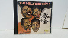 The Mills Brothers Their Original & Greatest Hits CD Jasmine Recs -MINT