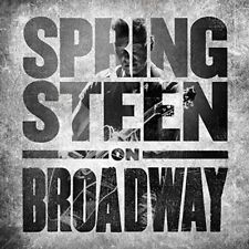 Bruce Springsteen 'Springsteen On Broadway' NEW 2CD SEALED