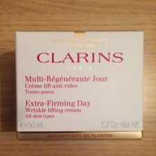 Clarins Extra Firming Day Cream 50ml and Night Cream 15ml - Free P&P