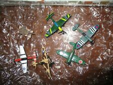 DIE CAST MILITARY COLLECTION LOT  MILITARY- AIRCRAFT , CARS, TANKS