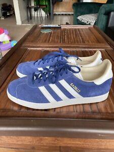 Size 10 - adidas Gazelle Navy