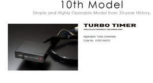 HKS Black Universal Turbo Timer Type X 10th Generation 41001-AK012