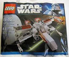 Lego Star Wars Mini X-Wing Fighter Kit #30051 Brand New Sealed Set Kit