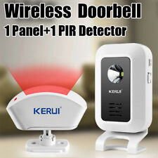 KERUI Welcome Chime Wireless Infrared IR Motion Sensor Door bell Alarm Doorbell