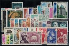 """timbres France n° 1663/1701 neufs** année 1971 complète """"MNH"""""""