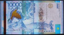 "Kazakhstan 10000 tenge 2012 (2014) UNC sign ""Kelimbetov"" Replacement  LL"