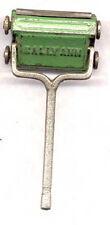 KILGORE TOY CARPET SWEEPER CAST IRON GREEN SALLY ANN ALL ORIGINAL  CI 81