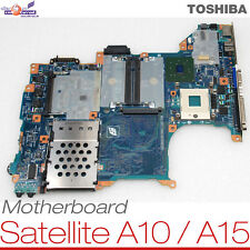 MOTHERBOARD TOSHIBA SATELLITE A10 A15 P000387490 BOARD A10-S100 A15-SP129 S. PRO