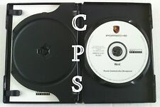 WEST Map navigation CD ROM DVD 2003 4 Porsche Cayenne Carrera 911 4S Boxster S