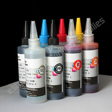 1 Set Non-OEM CISS CIS Refill ink bulk ink 87 T087 For Epson stylus photo R1900