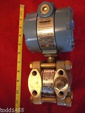 Rosemount 1151GP6E22P8 Pressure Transmitter 100PSI 20MA