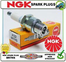 NEW OE NGK SPARK PLUG BR7HS (4122) PLUGS YAMAHA DT50M DT50MX DT50 91 92 93 94 95