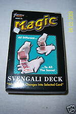 SVENGALI Magic Trick Cards Deck complete Fantasmamagic