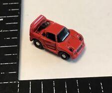 Micro Machines Insiders Ferrari F40 Micro Mini Car Red