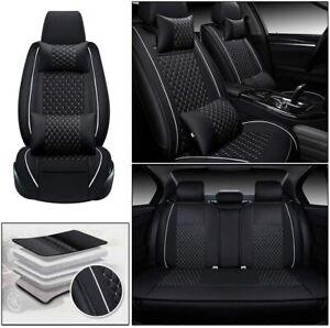 to fit Range Rover Velar 2017 Onwards Black Titan Waterproof Car Front Seat Covers