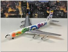 "1/400 Aeroclassics ACEEA087 Ecuatoriana Boeing B 707-321B HC-BFC ""Jungle Jet"""