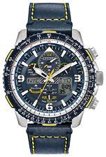 Citizen JY8078-01L Men's Eco-Drive Blue Angels Promaster Skyhawk A-T Watch
