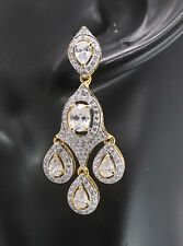 Earrings M 3 11 Cubic Zirconia Gorgeous Designer