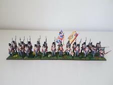 28mm Napoleonic British Infantry Battalion Miniatures