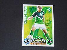 MARIN WERDER BREMEN TOPPS MATCH ATTAX PANINI FOOTBALL BUNDESLIGA 2010-2011