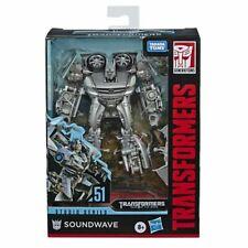 Hasbro Transformers Soundwave Studio Series 51 SS51 Deluxe Class Action Figures
