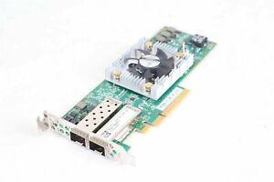 Dell Qlogic QLE8262L 10Gbe Dual Port SFP+ PCI-E Network Adapter C852G