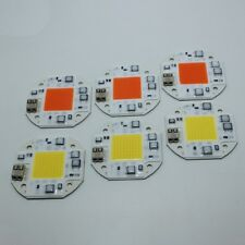 20W 30W 50W LED COB Chip Integrated Smart IC Driverless Solderless DIY 100-260V