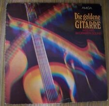 Die Goldene Gitarre Welthits im Gitarrensound AMIGA 855764 (1980)