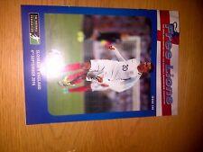 Free Lions football Fanzine Issue 149 Slovakia v England Sep 4th 2016