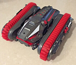 Air Hogs Robo Trax Tank Robot Transformation !!! Robot Unit Only !!!