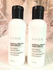 AVON TRUE COLOR MOISTURIZING EYE MAKEUP REMOVER ~ LOT OF 2 PCS ~ NEW NEW NEW!