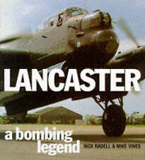 """""""AS NEW"""" Lancaster: A Bombing Legend (Osprey Classic Aircraft), Vines, Mike, Rad"""