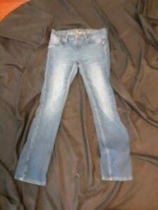 Justice Low Waisted Premium Jegging's. Size 16.5