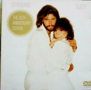 Barbra Streisand - Guilty, 25th Anniversary Edition, 2 CD Set  -  CD, VG