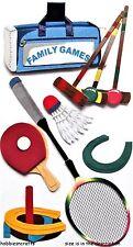 EK SUCCESS JOLEE'S BOUTIQUE 3-D STICKERS - TABLE TENNIS BADMINTON - FAMILY GAMES