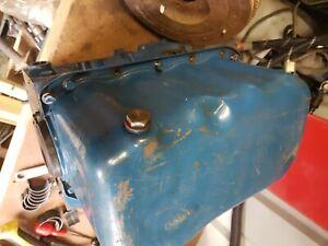 austin healey sprite bugeye motor in bits