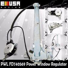 Front Passenger ManualbWindowbRegulator for 92-12 Ford E150 Econoline 740569