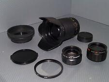 Canon EOS Digital Fit 500 mm 1000 mm 1500 mm LENTE A SPECCHIO 1200D 1300D 70D 750D 80D +