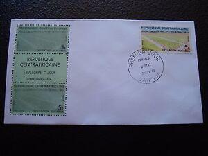 Repubblica Centrafricana - Busta 1er Giorno 10/11/1972 (B4)