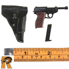 Rainer - Walther Pistol w/ Holster & Mags- 1/6 Scale - DID Action Figures
