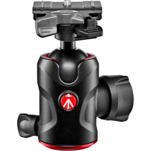 Manfrotto 496 Ball Head with 200PL-PRO Quick Release Plate Mfr # MH496-BH